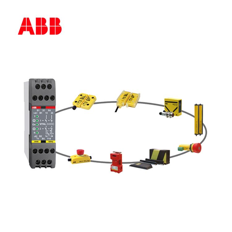 安全继电器Sentry SSR10 24VDC